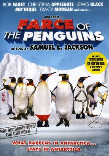 Farce of the penguins bob saget for Farcical parody